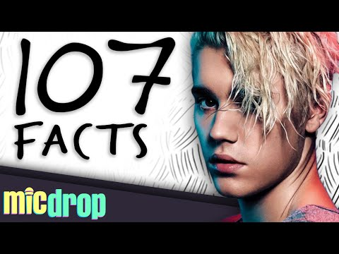 107 Justin Bieber Music Facts YOU Should Know (Ep. #6)  - MicDrop
