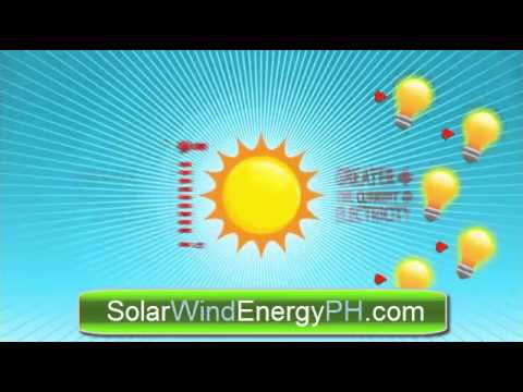 Solar Panels Philippines Supplier - SolarWindEnergyPH.com - How Solar Energy Works
