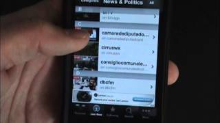 Cirrus WeatherLab   How to Download and Use the Livestream Mobile App