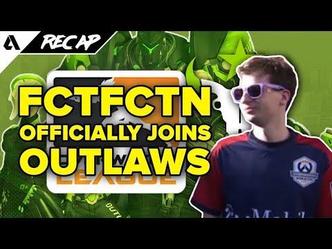 FCTFCTN Officially Joins OWL, Brigitte Leaked As Hero 27 & FC Barcelona Enter Esports   Akshon Recap