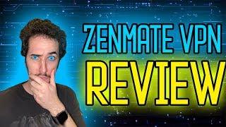 zenmate VPN Review - Which Tier is It?