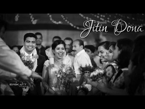 Jitin - Dona Wedding tale