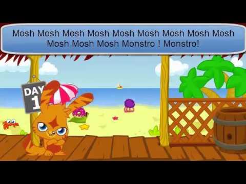 Moshi Moshi Moshi! + Lyrics!