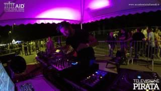 Francesco Farfa (Accademia Italiana DJ) @ Festa della Musica 2014 part 1/3