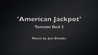 🎵 American Jackpot Tension Bed 2 | Jon Brooks Music (Game Show Music)