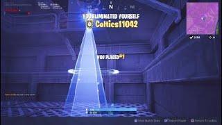 Fortnite we fixed the evil base
