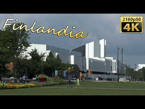 Helsinki, City Tour - Finland 4K Travel Channel