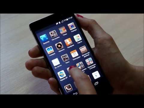 Обзор Huawei Ascend P6 - gagadget