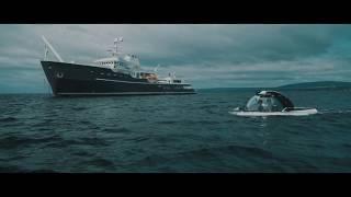 M/Y Legend in Antarctica with the C-Explorer 3