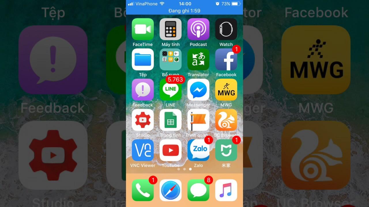 Cách dịch nhanh trang web đang xem trên iphone bằng safari