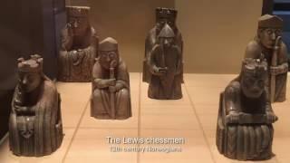 Lewis Chessmen, 12th century Norwegian warriors