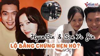 Hạ cánh nơi anh kết thúc đẹp, HyunBin và Sonyejin lộ bằng chứng hẹn hò   Tin tức Vietnamnet