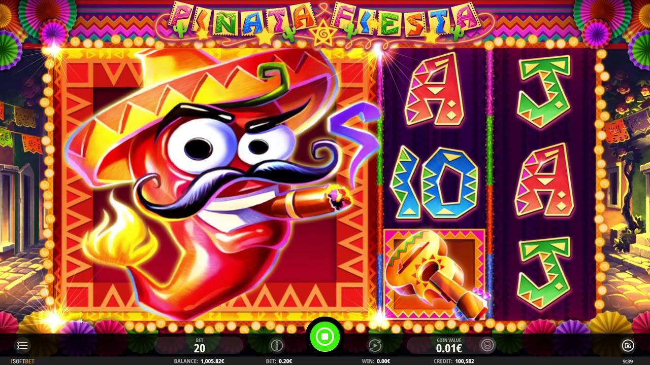 Pinata slot machine 2 time table multiplication game fun