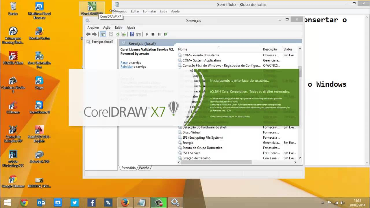 Corel draw version compatible with windows 10 - Corrigindo Erro 38 Do Corel Draw X6 Ou X7 No Windows 7 8 8 1 Ou 10 X64 Ou X86 Bits Youtube