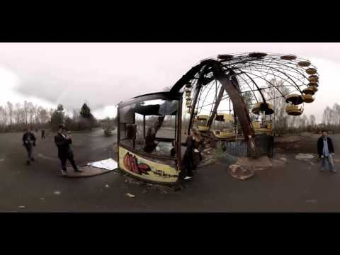 360° Video: The Return to Chernobyl – a Film by Phil Thoma