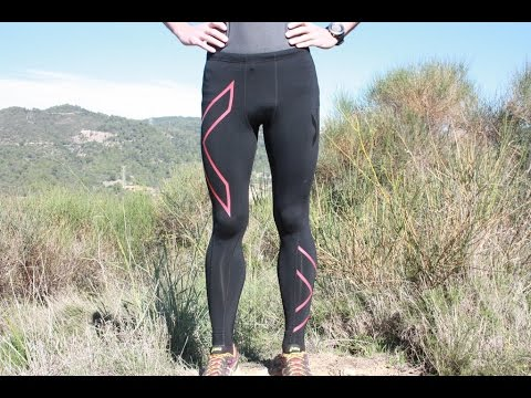9a67180a9931f 2XU Thermal Compression Tights Review - YouTube