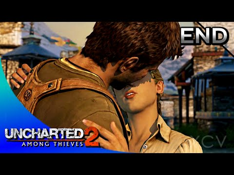 Uncharted 2: Among Thieves Remastered ENDING · Chapter 26: Tree of Life | PS4