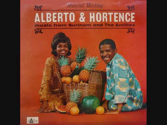 Alberto Gemerts & Hortence Sarmaat- Ding Indjie