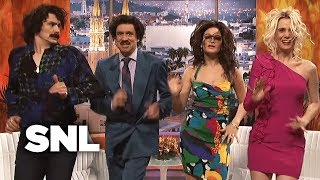 The Manuel Ortiz Show: James Franco - SNL