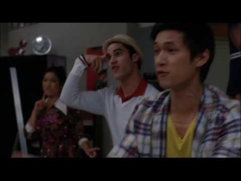 Glee - Last Friday Night (Full performance + scene) 3x04