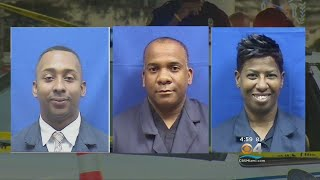 Three Miami Police Officers Indicted On Federal Charges