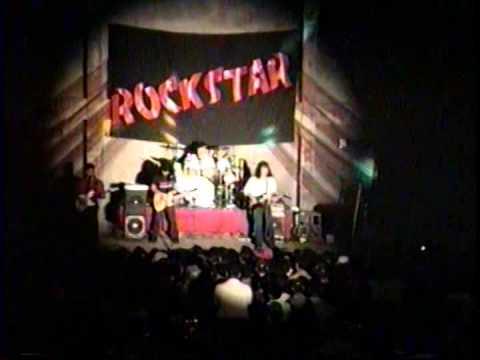 ROCKSTAR LIVE Dinalupihan concert Dec. 1993  Philippines