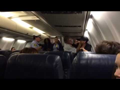 Thumbnail: Woman Forced Off US Airways Flight 738