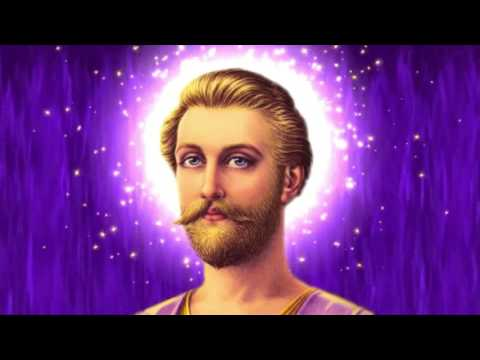 Saint Germain ~ Recreating a New Earth Based on Love and Harmony by Cherie Frances