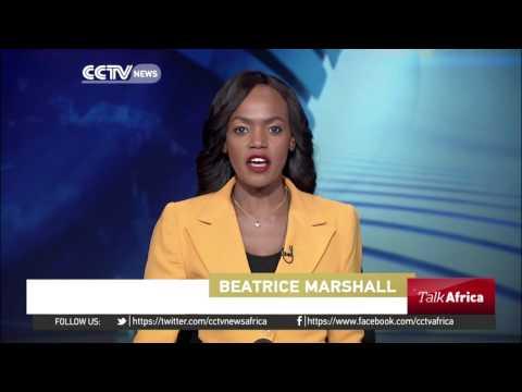 GGA Nigeria  Ola Bello on Africa's refugee & migrant crisis debate on CCTV