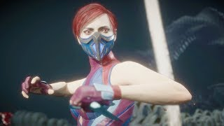 My Skarlet Is BETTER Now! - Mortal Kombat 11 Skarlet Online Ranked Matches