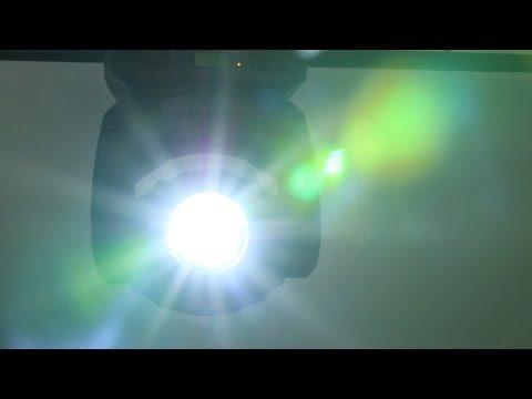 ADJ Inno Spot Pro | Extra Footage