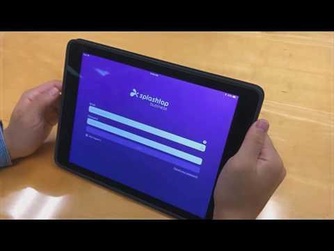 Splashtop Business Access - La meilleure solution d'accès au bureau à distance