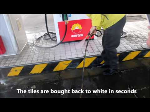 IN-Balance Chinese Fuel Station Cleaning - CNPC