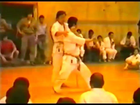 Kihon & Kata Course JKA Osaka Sensei Spanish