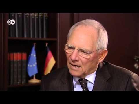 Journal Interview mit Wolfgang Schäuble, Bundesfinanzminister | Journal Interview