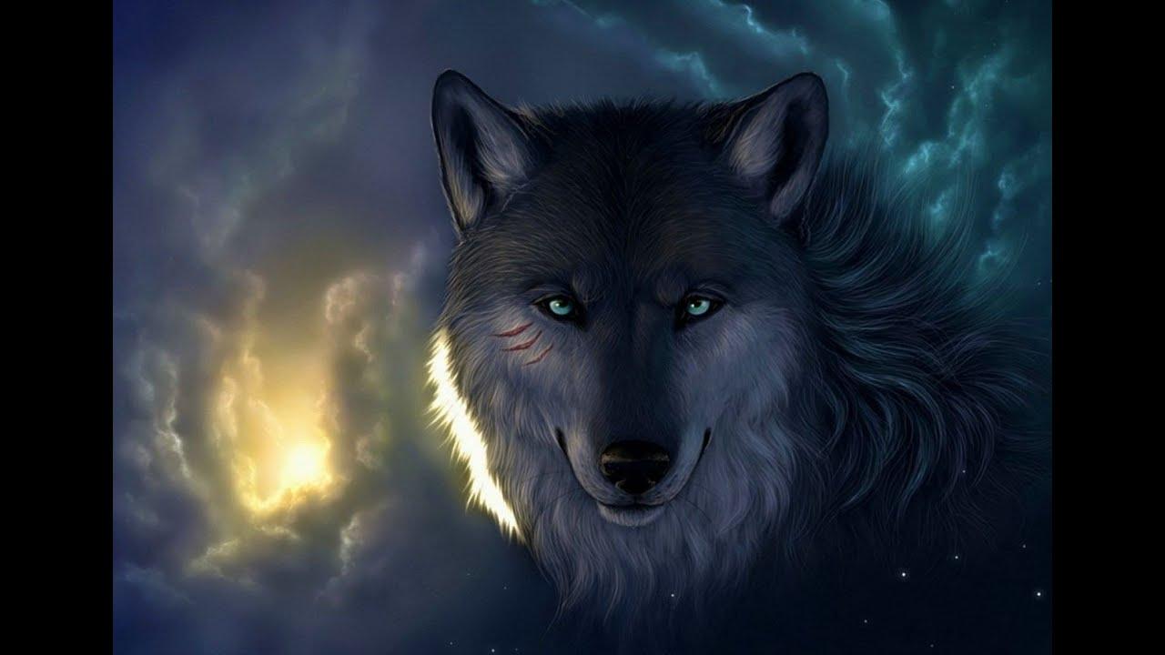 La Leyenda Del Lobo Y La Luna Youtube