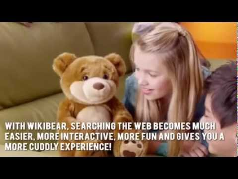 Toy Review Wiki Bear Interactive|Awesome Stuffed Animals|Teddy Bear Plush