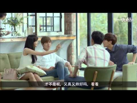 Innisfree Summer Love 夏日恋曲 - Web Drama with Lee Min Ho & YoonA - Episode 1 (HD with subtitles)