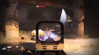Destiny PS4 Live Capture - Part 1 (720p)