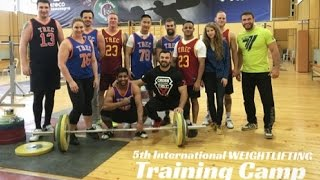 5th International Weightlifting Training Camp 7-21 May 2017 / 1
