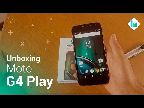 Motorola Moto G4 Play - Unboxing en español