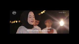 Deen Assalam Cover by Nissa sabyan #lirik lagu (Music Gambus)