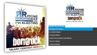 Rene Rodrigezz & PH Electro - Born 2 Rock - Talent Contest Remixes SnippetMix