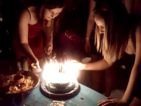 Shelley's 21st Birthday Cake!