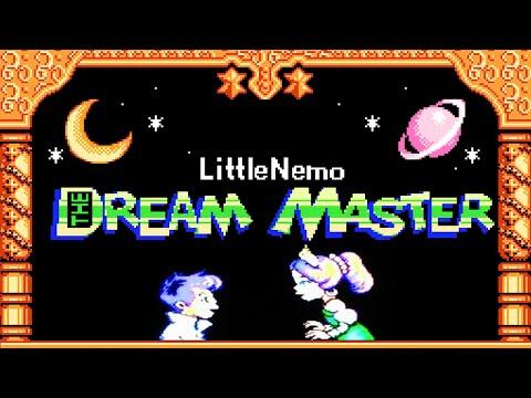 Little Nemo the dream master NES прохождение игры Маленький Немо dendy [011]