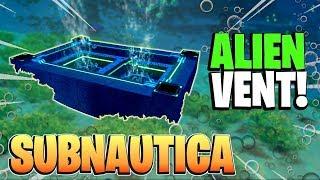 Subnautica Vents