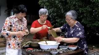 [Vietsub] A Bite Of China-Tập 2 -The Story Of Staple Food