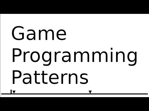 Game Programming Patterns part 24.5 - (Rust, GGEZ) Building the level