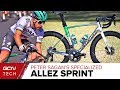 Peter Sagan's Aluminium Race Bike | Specialized Allez Sprint Disc