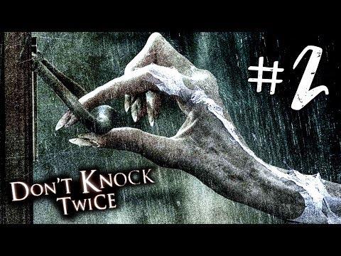 Don't Knock Twice Прохождение #2 ► ИНДИ-ХОРРОР ИГРА | ПРОХОЖДЕНИЕ ХОРРОР ИГРЫ